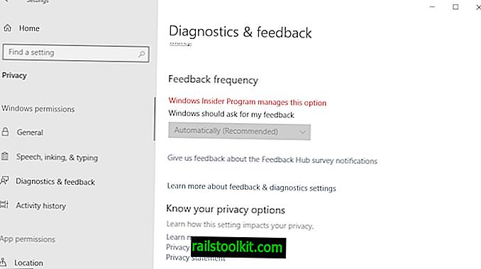 Windows 10 버전 1803의 모든 문제가 발생할 수 있습니다