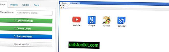Crea e sfoglia i temi di Chrome su Theme Beta