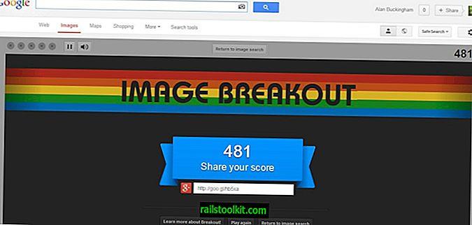 Google представя великденското яйце на Atari Breakout