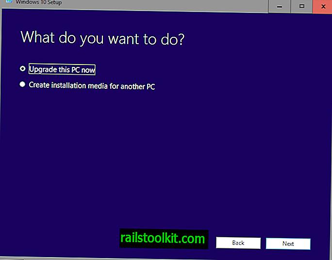 Lataa ja asenna Windows 10 -vuosipäivitys