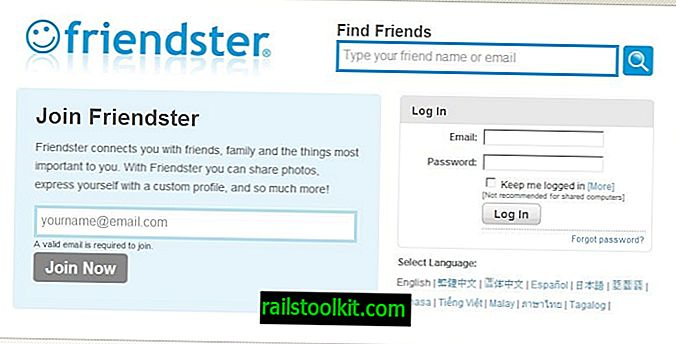 Friendster Login