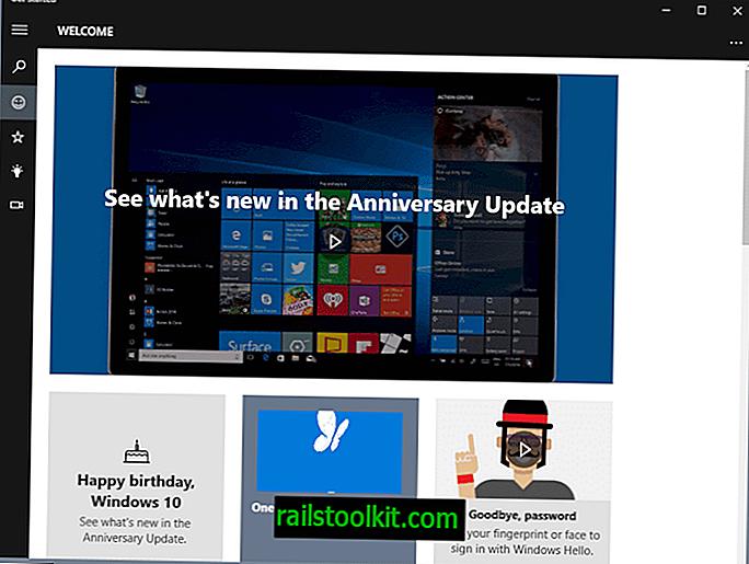 Windows 10: Erste Schritte App