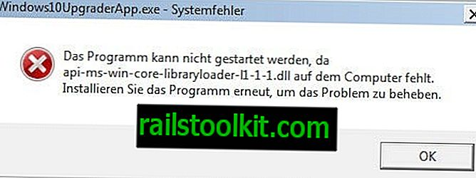 Fix de api-ms-win-core-libraryloader-l1-1-1.dll fout ontbreekt