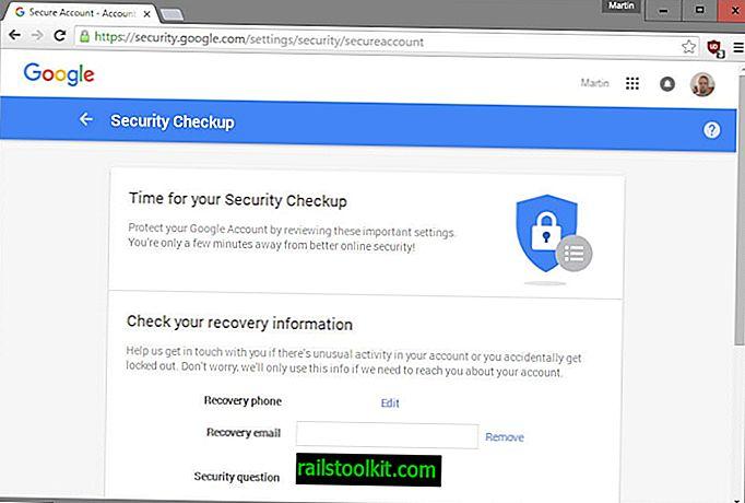 Uzmite 2 GB trajnog prostora za pohranu u Googleu dovršetkom sigurnosnog pregleda