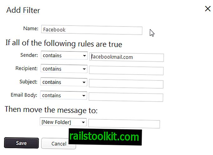 Иахоо Маил: Како филтрирати и блокирати адресе е-поште