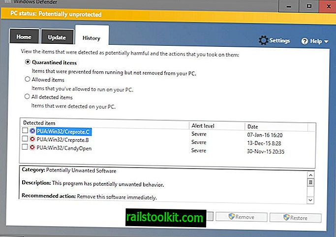 Chrome: non riuscito: risoluzione dei problemi rilevati da virus