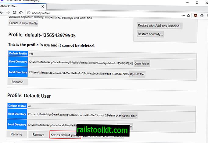 Jak opravit Firefox počínaje prázdným uživatelským profilem