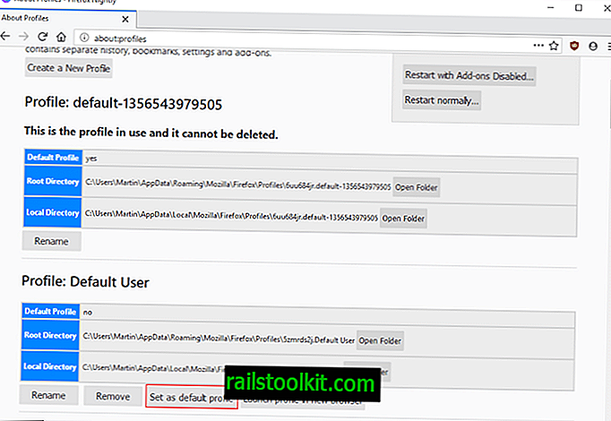 Bagaimana untuk membaiki Firefox bermula dengan profil pengguna kosong
