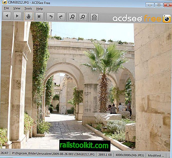 ACDSee مجاني متاح للتحميل.  ويندوز الحرة عارض الصور