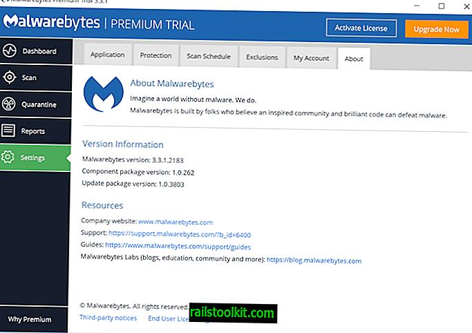 La actualización de Malwarebytes rota causa un alto uso de RAM y CPU