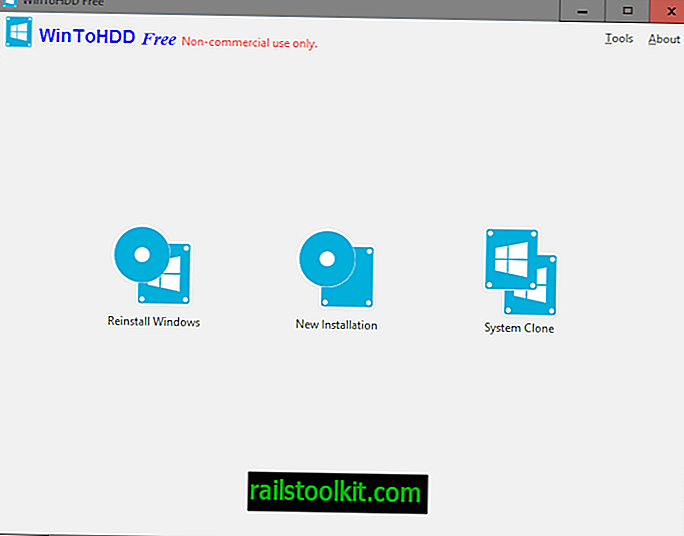 WinToHDD: installer Windows sans DVD ou USB