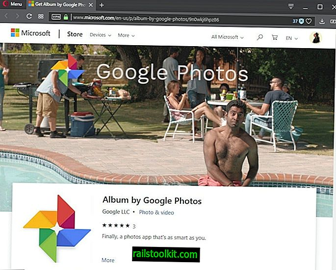 Har Google bare utgitt Google Photos for Windows 10?