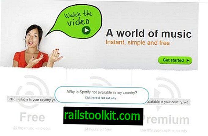 So erstellen Sie ein Spotify-Konto von überall