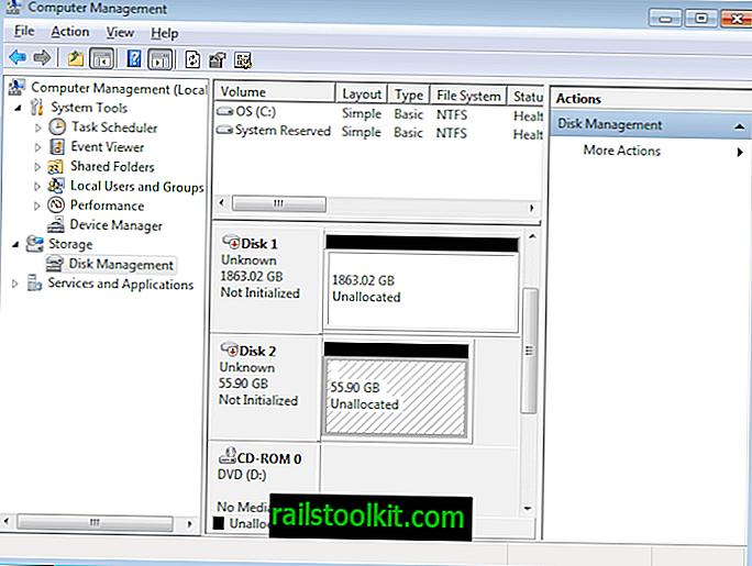 Bagaimana Untuk Konfigurasi Pemacu Cakera Baru Di Windows 7
